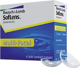 Bausch&Lomb SofLens Multi-Focal, -10.00 Dioptrien, 6er-Pack