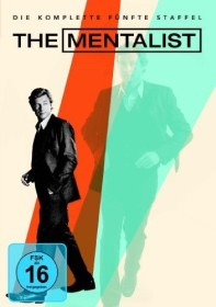 The Mentalist Season 5 (DVD)