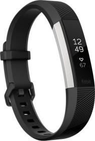 Fitbit Alta HR Large Aktivitäts-Tracker schwarz (FB408SBKL)