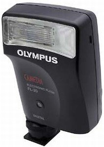 Olympus FL-20 flash (N1283992)