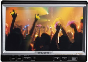 Kenwood Avail.-701W monitor