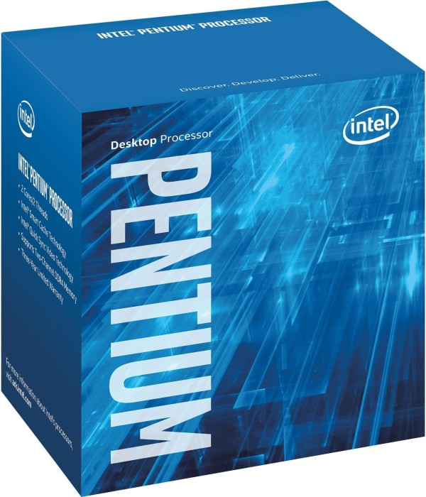 Intel Pentium Gold G4600, 2x 3.60GHz, boxed (BX80677G4600)
