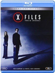 X Files - I Want To Believe (DVD) (UK)