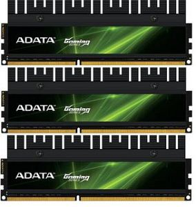 ADATA XPG G Series v2.0 DIMM Kit  6GB PC3-14900U CL9-11-9-27 (DDR3-1866) (AX3U1866GC2G9B-TG2)