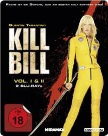 Kill Bill Vol. 1/Kill Bill Vol. 2 (Blu-ray)