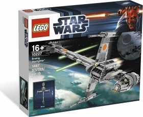 LEGO Star Wars Exclusives - B-Wing Starfighter (10227)