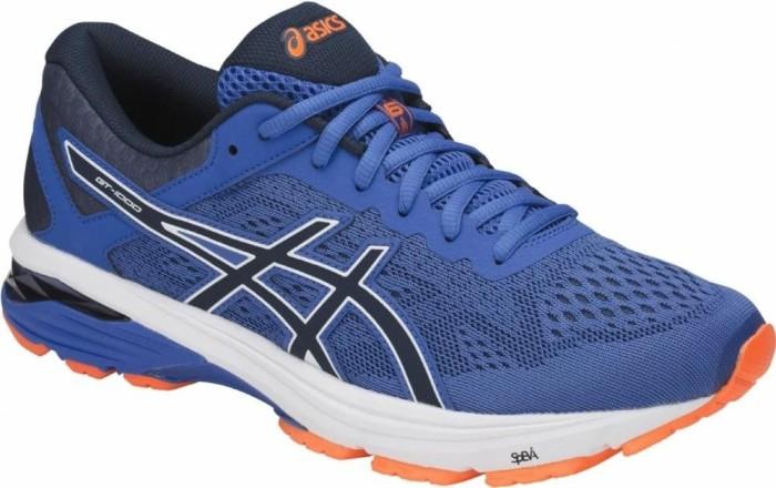 sports shoes c623b 12c8a Asics GT-1000 6 victoria blue/dark blue/shocking orange (Herren)  (T7A4N-4549) ab € 69,99