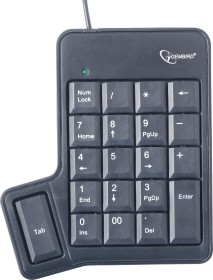 Gembird KPD-UT-01 Numpad with TAB Button, USB