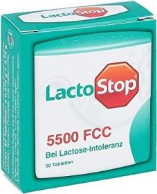 Hübner LactoStop 5500 FCC Tabletten, 50 Stück