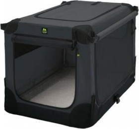 Maelson Soft Kennel foldable transport box XS, anthracite (SK 62)