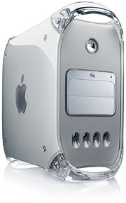 Apple PowerMac G4, 1.25GHz DP, 512MB RAM, 120GB HDD, SuperDrive