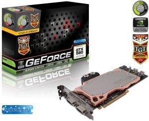 Point of View GeForce GTX 580 TGT Beast 2 Watercooled, 1.5GB GDDR5, 2x DVI, Mini HDMI (TGT-580-A1-1536-B2)