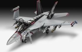 Revell F/A-18E Super Hornet (04994)