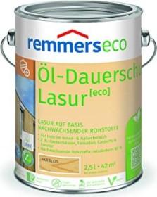 Remmers Öl-Dauerschutz-Lasur eco Holzschutzmittel farblos, 2.5l (7670-03)