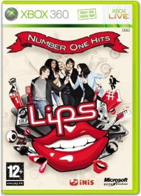 Lips - Number One Hits (Xbox 360)