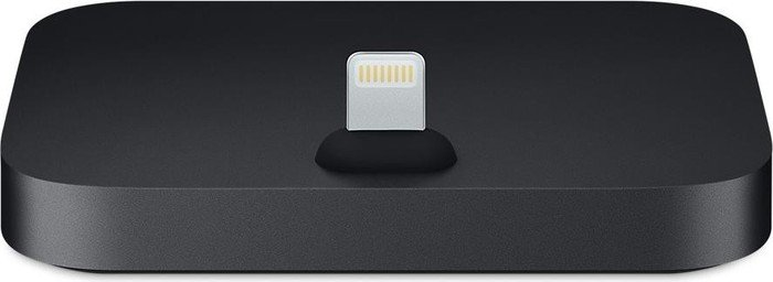 Apple iPhone Lightning Dock schwarz (MNN62ZM/A)