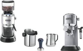 DeLonghi EC 685.M Dedica + Kaffeemühle KG521.M Barista Bundle (ECKG6821.M)