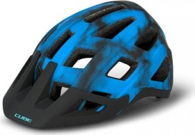 Cube Badger Helm blau (16241)
