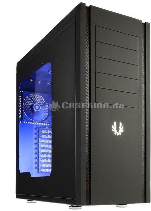 BitFenix Shinobi XL schwarz, Acrylfenster (BFC-SNX-500-KKW1-RP) -- © caseking.de