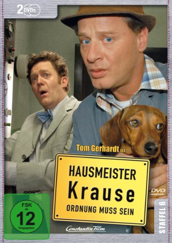 Hausmeister Krause Staffel 6 -- via Amazon Partnerprogramm