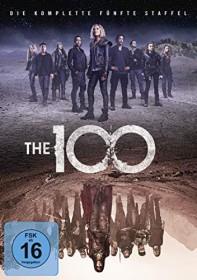 The 100 Season 5 (DVD)