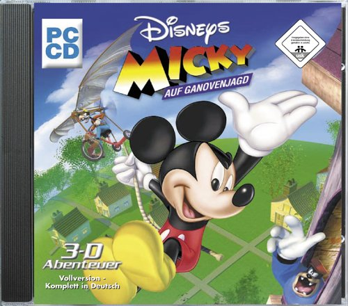 Mickey auf Ganovenjagd - Junior (German) (PC) -- via Amazon Partnerprogramm