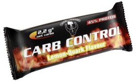 Body Attack Carb Control Proteinriegel Marzipan 100g