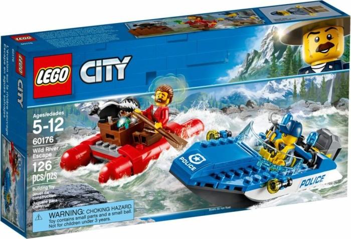 Lego City Górska Policja Ucieczka Rzeką 60176 Od Pln 5329 2019