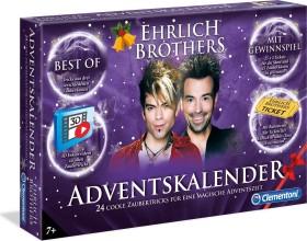 Clementoni Ehrlich Brothers - Adventskalender 2018 (59084)