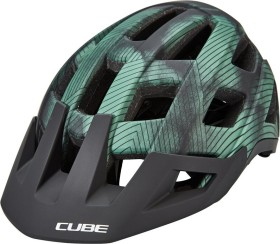 Cube Badger Helm grün (16243)