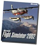 Flight Simulator 2002 (niemiecki) (PC)