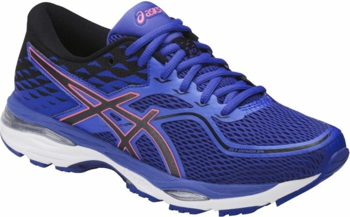 1ee2901dc4 Asics Gel-Cumulus 19 blue purple/black/flash coral ab € 53,94 (2019 ...