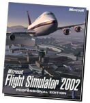 Flight Simulator 2002 Professional (English) (PC)