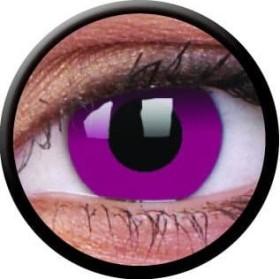 Colourvue CrazyLens Farblinse Purple, 2er-Pack