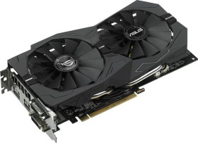 ASUS ROG Strix Radeon RX 470 OC, ROG-STRIX-RX470-O4G-GAMING, 4GB GDDR5, 2x DVI, HDMI, DP (90YV09J2-M0NA00)