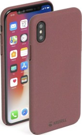 Krusell Sandby für Apple iPhone XS Max rot (61511)