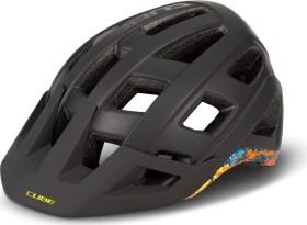 Cube Badger Helm black n splash (16250)