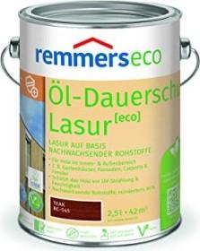 Remmers Öl-Dauerschutz-Lasur eco Holzschutzmittel teak, 2.5l (7677-03)