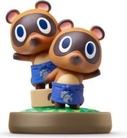 Nintendo amiibo Figur Animal Crossing Collection Nepp und Schlepp (Switch/WiiU/3DS)