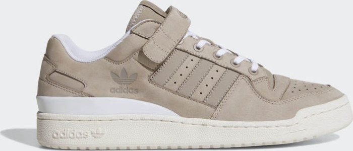 hot sale online 4cc7c aadaa adidas Forum Low beigevapor greychalk whitefootwear white (BY3650)