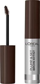 L'Oréal Brow Artist Plump & Set Augenbrauengel 108 dark brunette, 5ml
