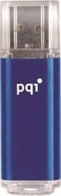 PQI Travelling Disk U273L blau 8GB, USB-A 2.0