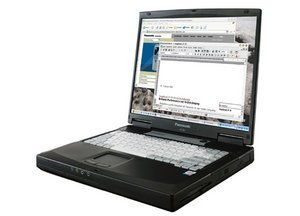 Panasonic Toughbook CF-50, P4m 1.70GHz