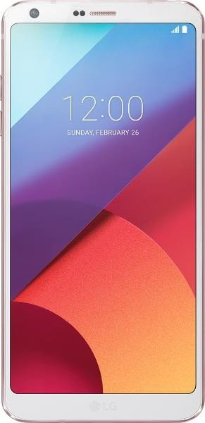 LG Electronics G6 H870 weiß