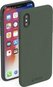 Krusell Sandby für Apple iPhone XS Max grün (61510)