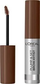 L'Oréal Brow Artist Plump & Set Augenbrauengel 105 brunette, 5ml