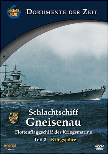 Schlachtschiff Gneisenau Vol. 2: Kriegsjahre -- via Amazon Partnerprogramm