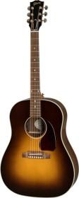Gibson J-45 Studio Walnut Walnut Burst (MCRS4SWLWB)