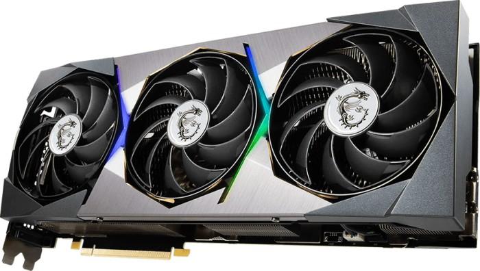 MSI GeForce RTX 3080 Ti Suprim X 12G, 12GB GDDR6X, HDMI, 3x DP (V389-057R)