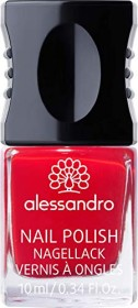 Alessandro Nail polish nail polish 27 Secret Red, 10ml